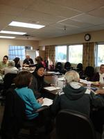 Community Kitchen Roundtable Workshop