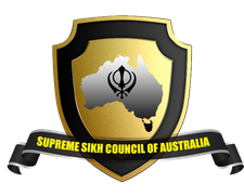 Supreme Sikh Council of Australia Inc. logo
