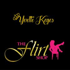 The Flirtshop by Yvette Keyes logo