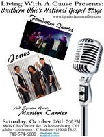 Foundation Quartet, Jones, Marilyn Carrier