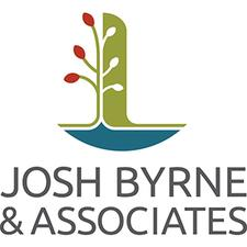 Josh Byrne & Associates, DBCA & Water Corporation logo