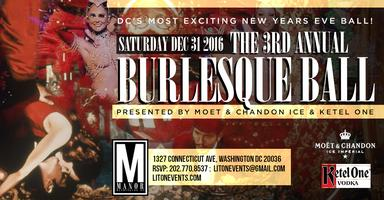 New Years Eve 2018 3rd Annual NYE BURLESQUE BALL | The...