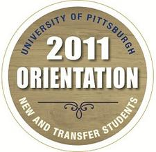 Office of First Year Experience- University of Pittsburgh  logo