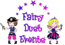 Fairy Dust Events logo
