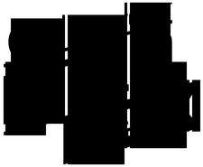 The Distilled Man logo