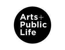 Arts + Public Life logo