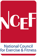 National Council for Exercise & Fitness (NCEF) logo