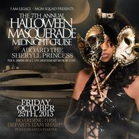 The 7th Annual  Halloween Masquerade Midnight Cruise