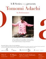 TOMOMI ADACHI in Concert!