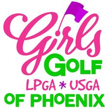 Girls Golf of Phoenix logo