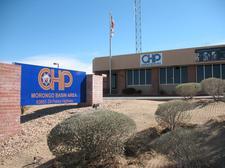 CHP Morongo Basin Area logo