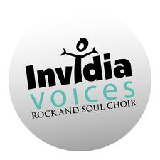 Invidia Voices - Rock & Soul Choir logo