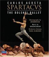 SPARTACUS Bolshoi Ballet_Fort Lauderdale International...