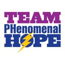 Team PHenomenal Hope & Northwestern Mutual logo