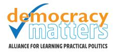 Teaching and learning practical politics: what's...