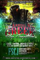 1st Annual Non-Greek Step Competition