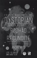 Dystopian with Recondite (Live) and Rødhåd Presented...