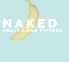 Naked Health and Fitness logo
