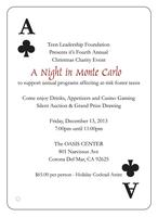 Teen Leadership Foundation Annual Christmas Event: A Night in...
