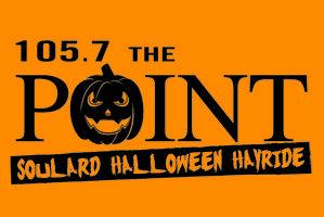 Soulard Halloween Hayride