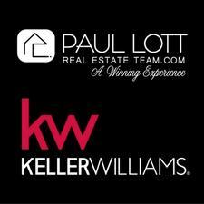 The Paul Lott Real Estate Team logo
