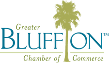 The Greater Bluffton Chamber of Commerce logo