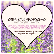 Académie Herboliste Inc. logo