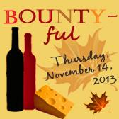 Bounty-ful: A Local Wine and Artisan Cheese Fundraiser