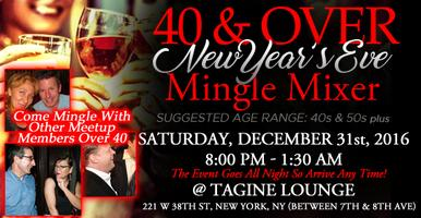 40'S & 50'S Singles NYE EVE Party