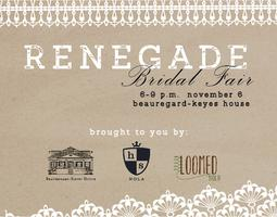 Renegade Bridal Fair