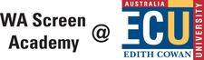WA Screen Academy, Edith Cowan University logo