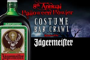 Halloween Howler Bar Crawl: Charleston (Friday, Oct....
