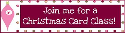 RSVP- Christmas Card Class for Baby Show Attendees