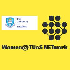 The University of Sheffield: Women@TUoS NETwork logo