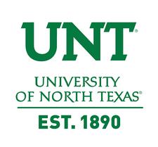 UNT Admissions  logo