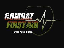 Combat First Aid-Edmonds PD