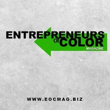 Entrepreneurs of Color Magazine logo