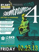 Sembramos 4: Art Party & Fundraiser