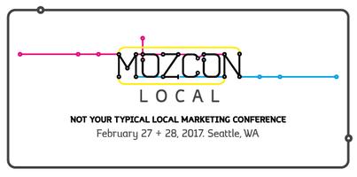 MozCon Local 2017