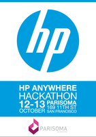 HP Anywhere Hackathon