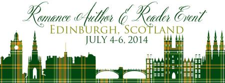 ROMANCE AUTHOR & READER EVENT EDINBURGH