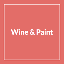 Wine & Paint logo