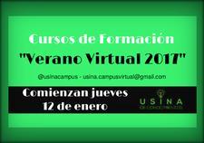 Usina de Conocimientos Campus Virtual logo