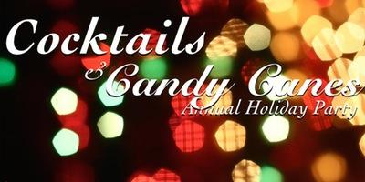 NYC: Cocktails & Candy Canes