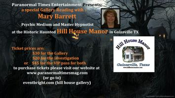 investigation at hill house manor