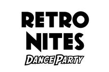 Retro Nites  logo