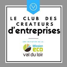 Club des créateurs d'entreprises du Val du Loir logo