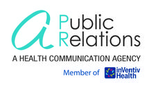 Alpha Public Relations - Health Communications Agency, 55 Pytheou str.,  117 43 Athens Greece, tel. 210 3645 629, fax 210 3644 441 e-mail: info@apr.com.gr logo