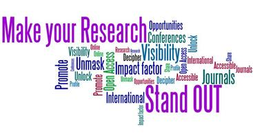 Make your research stand out