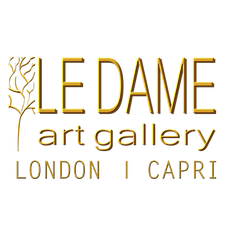 Le Dame Art Gallery  logo